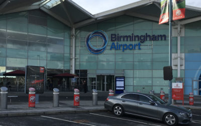 A Successful Airport Transfer at Birmingham Airport