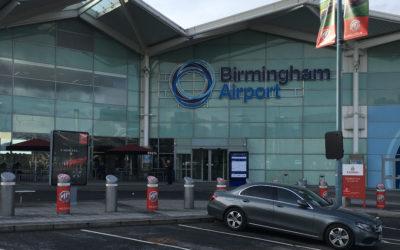 A Successful Airport Transfer at Birmingham Airport