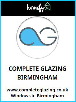 complete glazing birmingham listed on homify
