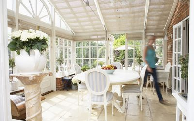A Guide to Modern and Traditional Conservatories