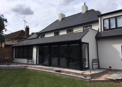 aluminium bifold doors and windows birmingham, solihull, stratford upon avon, bromsgrove, knowle