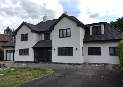 aluminium bifold doors, windows birmingham, solihull, stratford upon avon, bromsgrove, knowle
