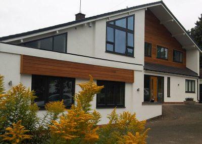 aluminium windows birmingham, solihull, stratford upon avon, bromsgrove, knowle
